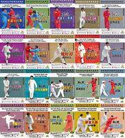 Sun Lutang style Xingyi Taichi Taijiquan complete Series by Deng Fuming 22DVDs