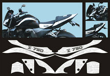 Adesivi Kawasaki Z750 K6 2006 - adesivi/adhesives/stickers/decal
