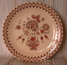 Johnson Bros JAMESTOWN PLATE, Retro, vintage, shabby chic
