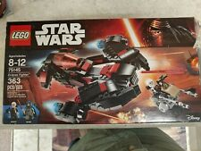 Lego Star Wars Eclipse Fighter 75145 Disney 100% COMPLETE 3 Packages 2 Unopened.