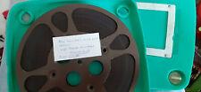 "16MM FILM MAX FLEISCHER'S ""THE RAVEN"" CARTOON 600' REDDISH COLOR/ SOUND  NO V.S."