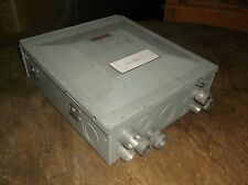 Cutler Hammer BR48L125RP Type 3R Enclosure Class CTL Enclosed Panelboard C-2398