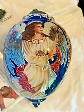 Ne'Qwa Art Limited Edition 16/1000 Guiding The Way Hand Painted Glass Ornament