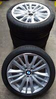 4 BMW Sommerräder Styling 332 245/40 R19 & 275/35 R19 5er F10 F11 6er F12 F06