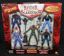 Spider-Man Animated Series Action Figure Set - Toy Biz - Scarecrow (Sealed) 1998