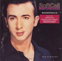 Soft Cell / Marc Almond CD Memorabilia - The Singles - France (VG+/VG+)
