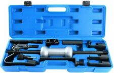 13pcs Auto Body Dent Puller Tool Set 10lbs Slide Hammer Car Truck Repair Kit New