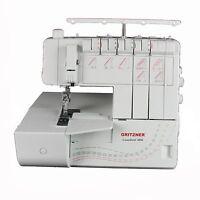Gritzner CoverStyle 4850 Coverlock, Coverstichmaschine inkl. Buch + Klasichtfuß