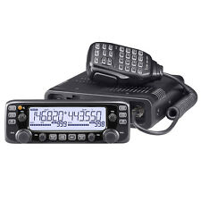 NEW ICOM IC-2730A 137-174/400-470Mhz Dual Band Mobile Radio Transceiver IC-2730E