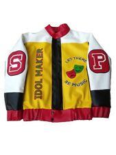 Idol Maker Jacket Let There Be Music Salt N Pepa Push It Video 90s Rap 8 Ball