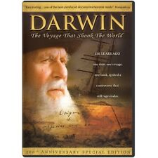 "200th Anniversary Edition ""Darwin: The Voyage That Shook the World"" DVD"