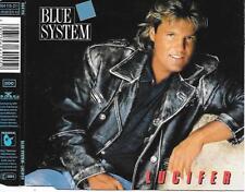 BLUE SYSTEM - Lucifer CD SINGLE 3TR Euro Disco 1991 (Bohlen) Hansa