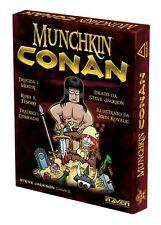 Munchkin Conan - party game gioco da tavolo Raven italiano