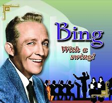 Bing Crosby - Bing With A Swing (CD 2009) New & Sealed in Slipcover