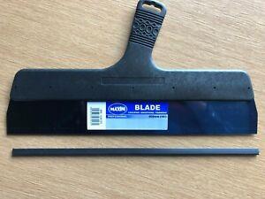 """Maxim Vinyl Caulker Smoother Spreader Blade - 16"""" / 41cm"""