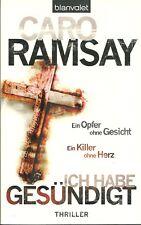 Ich habe gesündigt von Caro Ramsay (2010, Taschenbuch)