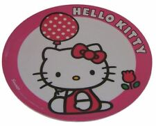 HELLO KITTY PINK WHITE BBQ PICNIC PARTY MELAMINE PLATE BARBEQUE CAMPING DISH