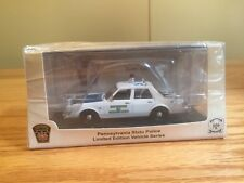 PSP 1985  DODGE DIPLOMAT10th Edition First Response Replicas1:43 Scale Diecast