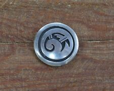 Hopi Victor Coochwytewa Collectible Sterling Silver Bird Pin