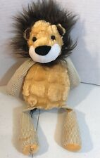 "15"" SCENTSY BUDDY  Stuffed Plush Retired Animal No Pak ROARBERT LION"