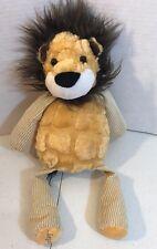 "15"" SCENTSY BUDDY  Stuffed Plush Retired Animal No Pak ROARBERT LION"