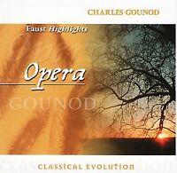 Charles Gounod - Faust - Highlights - CD -