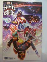 King In Black #1 Marvel Comics 2020 Series Venom Knull Tan Variant 9.4 Near Mint