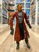 "Marvel Legends Hasbro Groot BAF Series Guardians Galaxy STAR LORD 6"" Figure"