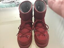 Authentic Moncler Snow Boots Size 41(10)