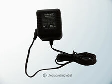 AC Adapter For TRANSFORMIC TYPE TEL-481 Mr Christmas Holiday Skater Power Supply