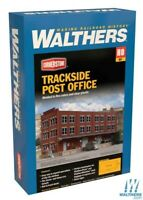 Walthers 933-4063 Trackside Post Office Kit HO Scale Train
