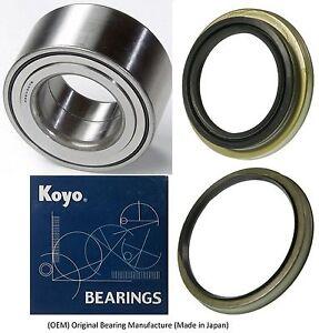 1996-2002 Toyota 4Runner 4WD Front Wheel Hub (OEM) KOYO Bearing & Seals