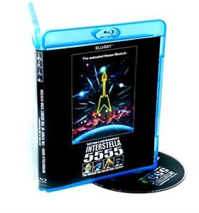 Daft Punk: Interstella 5555 Blu-ray NEW