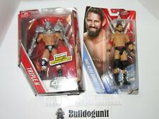 New Lot Triple H Elite Armor Bad News Barrett WWE Figure 2015 HHH WWF Wrestling