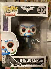 Funko Pop! The Dark Knight Trilogy Joker As Bank Robber #37
