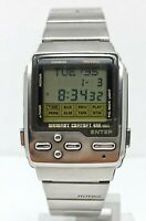 Orologio Casio hotbiz DB-2000 data bank anni 80 vintage watch japan clock rare