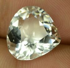 Rare Natural Kunar Pollucite Collector's GemStone