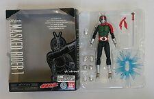 Masked Kamen Rider S.H. SH Figuarts No. 1 Ichigo Figure Tamashii Bandai Used