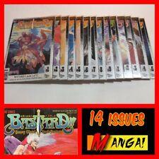 18x BASTARD!! Heavy Metal, Dark Fantasy monthly - Kazushi Hagiwara (VIZ '01-02)