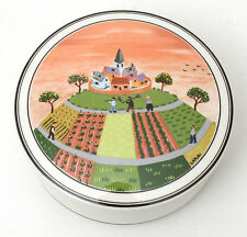 Villeroy & Boch Design Naif 'Farm Hill' Large Trinket Box