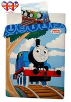 Thomas&Friends Toddler Duvet Cover & Pillowcase Set,Kids Duvet Cover,135X100cm