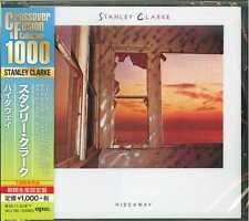 STANLEY CLARKE-HIDEAWAY-JAPAN CD B63