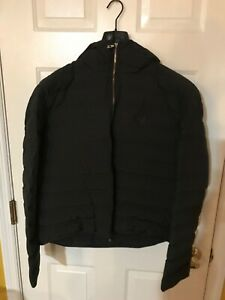 New Versace Collection Men's Black And Blue Coat Size 54 IT 44 US XXL