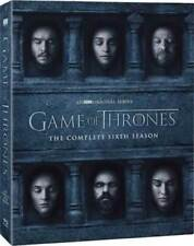 Game of Thrones: The Complete Sixth Season 6 (DVD, 2016)fast  free shipping