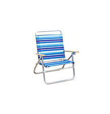 SILLA PLEGABLE DE PLAYA ALICE 3 POSICIONES (10264)