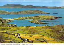 L013489 Derrynane Harbour from Coomikista Pass. Ring of Kerry. Ireland. John Hin