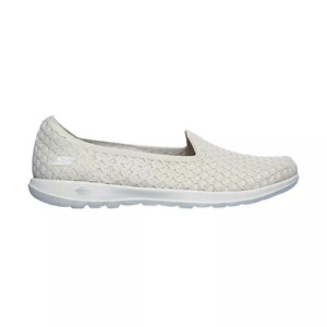 Skechers GoWalk Lite - Lulu Women's Shoe - Natural