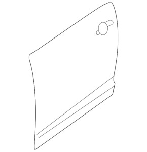 Genuine GM Outer Panel 92457476