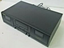 USED Pioneer CT-W770 Stereo Double Cassette Deck Recorder and Player