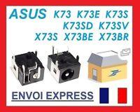 Connecteur alimentation dc power jack ASUS X73 X73S connector